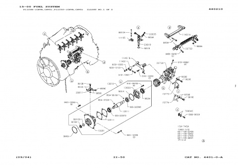15-00 FUEL SYSTEM